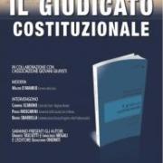 copertina libro il giudicato costituzionale